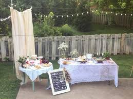 Backyard Graduation Party by 54 Best Shabby Chic Graduation Ideas Images On Pinterest