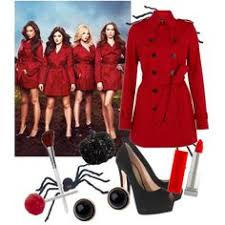 Pll Costumes Halloween Pretty Liar Halloween Costume Idea Style