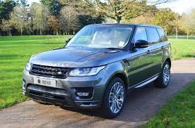 used 2017 land rover range rover sport for sale in cardiff