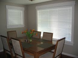 Dining Room Blinds by White Wood Blinds To Match The Trim Wood Blinds Pinterest