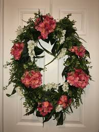 half off front door wreath decorative wreath everyday wreath