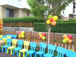 ideas to decorate the garden for a children s big solutions