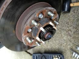 nissan altima front wheel drive front wheel bearings howto nissan forum nissan forums