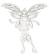 25 best winx images on pinterest winx coloring
