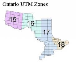 utm zone map indexes to resources and values information system nrvis