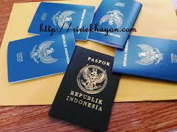 buat paspor online bayi cara membuat paspor untuk anak di bawah 17 tahun secara online