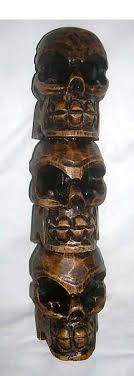 skull incense holder skeleton mask skull cd holder walking