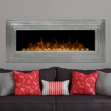 electric wall mount fireplace northwest wallmounted 54inch