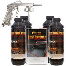 Bed Liner Spray Gun Custom Bedliner