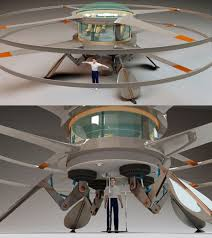 Helicopter Ceiling Fan For Sale by Zero Helicopter By Hector Del Amo Tuvie