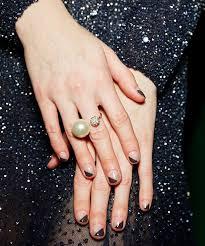 nail polish trends fall 2017 fashion week nail art