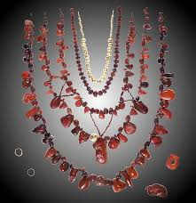 jewelry amber necklace images Ancient carved ambers in the j paul getty museum jewelry never jpg