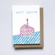 Sketch Birthday Card Happy Birthday Sketch Cake Yellow Owl Workshop