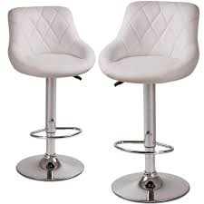 White Leather Bar Stool Best 25 Leather Bar Stools Ideas On Pinterest Modern Counter