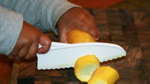 Best Kitchen Knives Made In Usa by Go Ahead Give Your Toddler A Kitchen Knife The Salt Npr