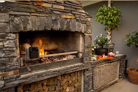 tuscany outdoor fire outdoor wood burning fireplaces