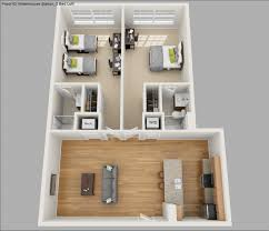 2 bedroom loft student apartments rittenhouse station