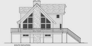 a frame house plan a frame house plans house plans with loft mountain house plans
