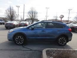 lifted subaru xv 2015 used subaru xv crosstrek 2 0 limited awd heated leather