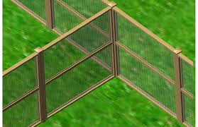 cedar privacy fence styles wood and designs bamboo reed fencing