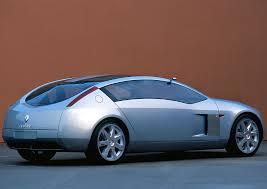 renault concept cars concept car of the week renault talisman 2001 car design news