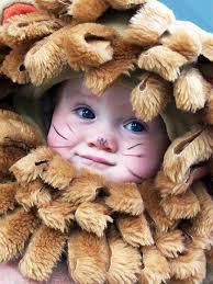 Baby Halloween Costumes Lion Babies U0027 Halloween Costumes Cutest Trick Treaters
