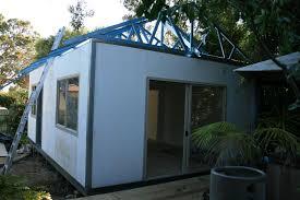 granny shack studio u0026 granny flat sips build