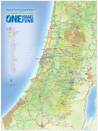 Isreal Map Historical Maps Of Israel And Palestine
