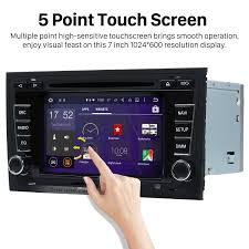 2011 audi a4 s4 rs4 1024 600 touchscreen android 5 1 1 radio dvd