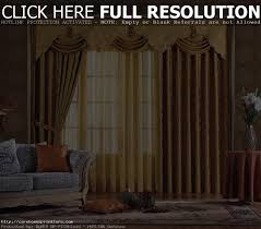 excellent curtain styles for living rooms in home remodel ideas