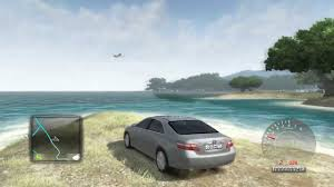 toyota camry test drive toyota camry v6 3 5 2007 in test drive unlimited 2