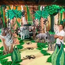 jungle theme decorations safari party supplies safari theme party jungle party shindigz