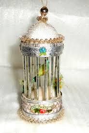 sebnitz birdcage ii by betsy browning my antique style sebnitz