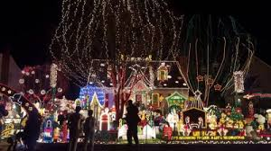 christmas light displays in virginia tacky light tour 2017 in richmond virginia hosted by camryn