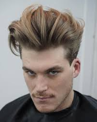 trendy haircut men from behind hairstyles for men with long hair 2018