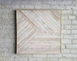 reclaimed wood wall decor lath penrose by eleventyonestudio
