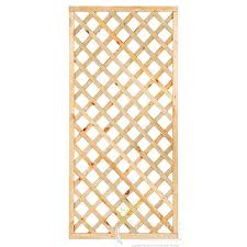 diagonal garden trellis panels with frame breathe azores