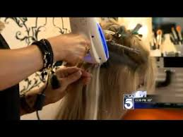 laser hair extensions new laser technology promises healthy hair extensions