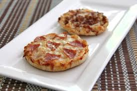 Toaster Oven Pizza English Muffin Pizzas Baked By Rachel