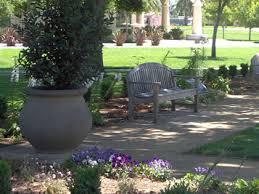 layout of garden st clare garden santa clara university