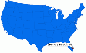 map of delray delray florida city information epodunk