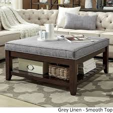 End Table L Combo Coffee Table Ottoman Combo Writehookstudio