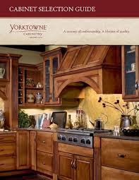 Kitchen Cabinet Catalog Furniture Exciting Yorktowne Cabinets For Traditional Kitchen