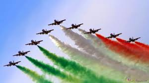 Best National Flags Bharat Rakshak Indian Air Force