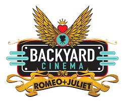 romeo juliet backyard cinema