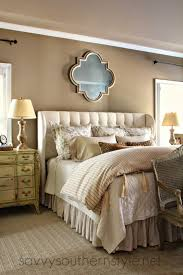 Pottery Barn Sugar Land Texas Master Reveal With King Size Bed Upholstered Headboard Pottery