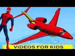 imagenes animadas de aviones aviones de dibujos animados y rojos con acción divertidos en video