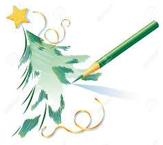 christmas tree drawing ideas for kids inspirationseek com