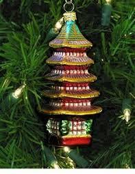 pagoda ornament ornament