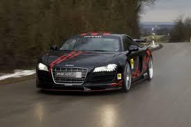 Audi R8 V12 - rear wheel drive audi r8 gt3 evo